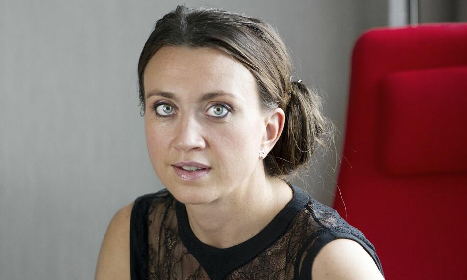 PÅ FLYTTEFOT: På under ei uke har krimforfatter Camilla Läckberg både solgt sommerhuset sitt - og kjøpt seg nytt. Foto: NTB Scanpix / Aftonbladet