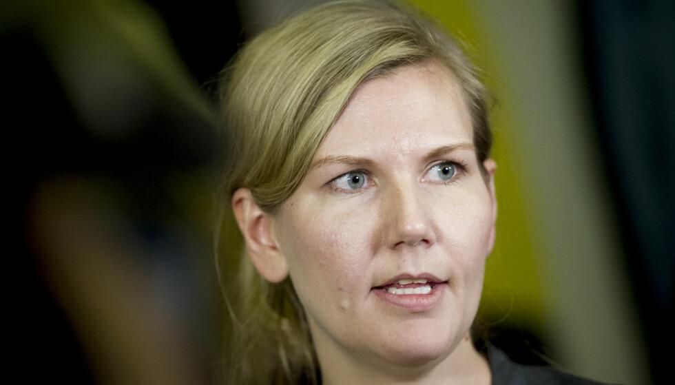 KRITISK: Marianne Marthinsen (Ap) er kritisk til at en Norfund-investering på 33 millioner kroner i Mosambik er gjort via skatteparadiset Mauritius. Foto: Jon Olav Nesvold / NTB scanpix