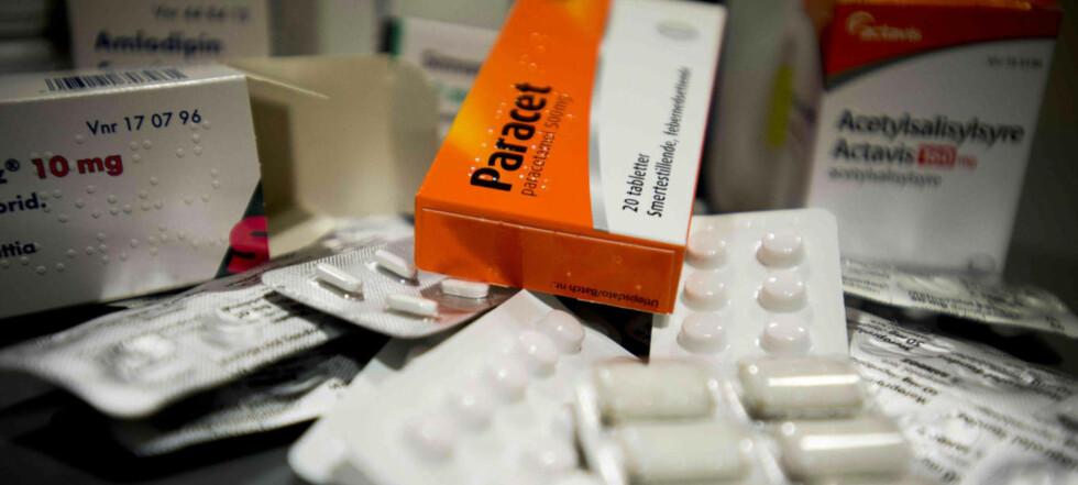 Slår alarm om unges overforbruk av smertestillende
