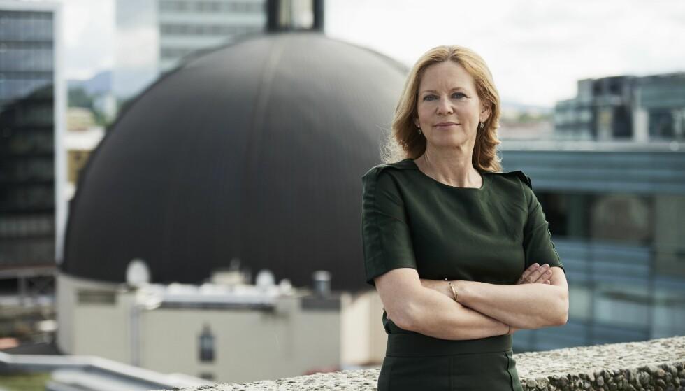 KOMPLISERT: Presieringen av meteren er kompliserende for utelivet, mener kommunikasjonsdirektør Merete Habberstad i NHO Reiseliv.