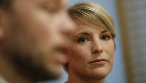 PÅFALLENDE: SVs Kari Elisabeh Kaski mener oljeindustrien er i en særstilling når det gjelder lobbykraft i Norge. Foto: Ole Berg-Rusten / NTB scanpix