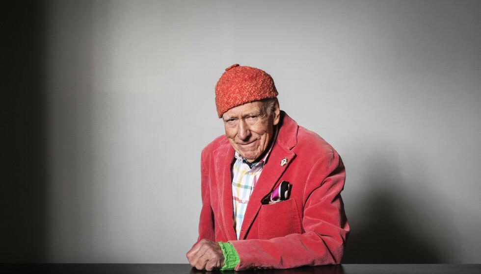 PÅ TOPPEN: Olav Thon er konsernsjef i Olav Thon Gruppen, som eier og forvalter totalt 97 kjøpesentre i Norge og Sverige. Foto: Ole Berg-Rusten / NTB Scanpix