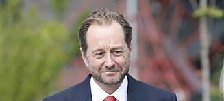 Grønt lys til Røkkes private luksusplaner