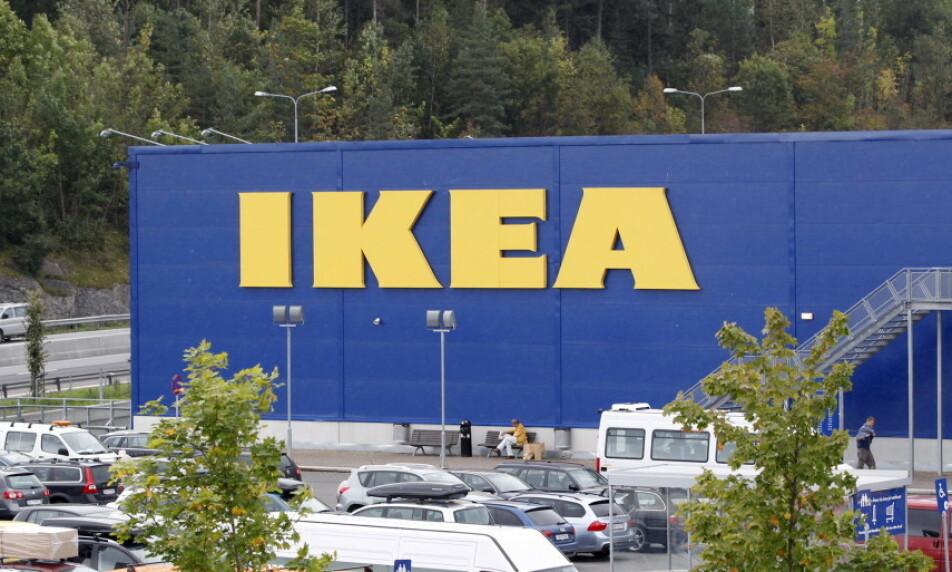 <strong>EKSTRA:</strong> IKEA deler ut 120 millioner kroner i samlet bonus til sine ansatte nå rett før jul.