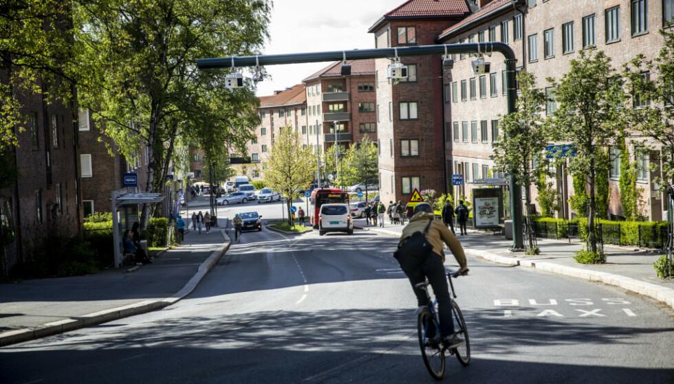 <strong>KJEMPEBOM:</strong> Bompengeselskapet Fjellinjen varsler at det går mot 400 millioner mindre i inntekter enn planlagt. Foto: Christian Roth Christensen / Dagbladet