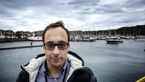 A-KRIMSJEF: Lars-Jørgen Gunnestad leder A-krimsenteret i Nordland. Foto. Einar Haakaas