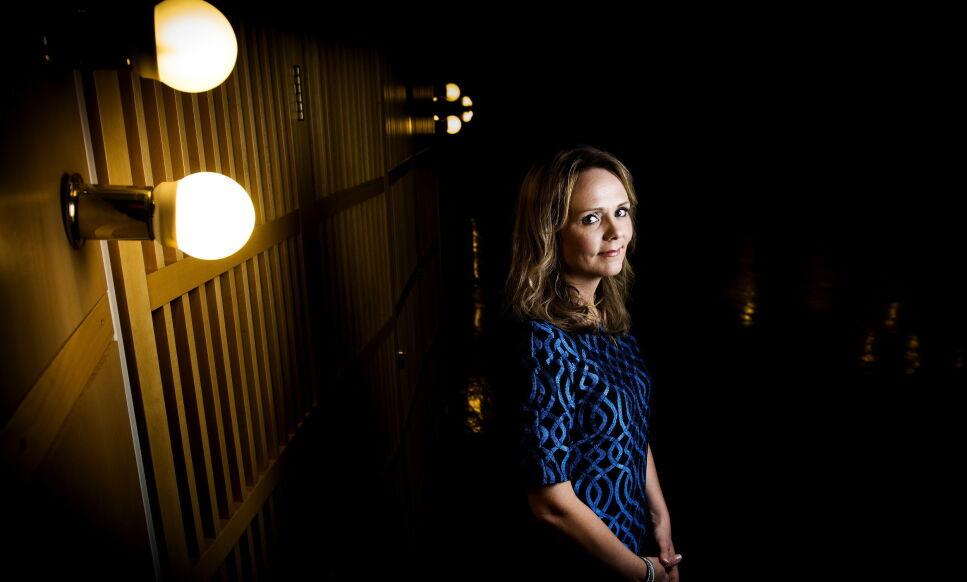 FERDIG: Linda Helleland er ferdig i WADA etter tre år. I sin nye bok tar hun et kraftig oppgjør med hvordan antidopingbyrået styres. Foto: John T.Pedersen/Dagbladet