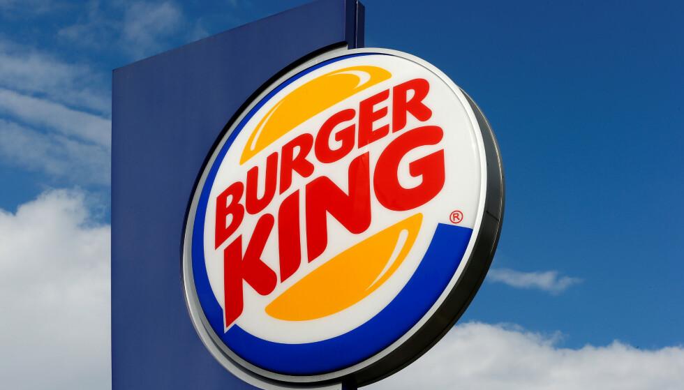 DRAMATISK FALL: Nedgangen i Burger King-salget i mars utgjør 27 millioner kroner eller om lag 270 000 færre Whopper-menyer. Nå er selskapet i forhandlinger med mange gårdeiere om reduksjon i husleien. Foto: Arnd Wiegmann / Reuters / NTB Scanpix