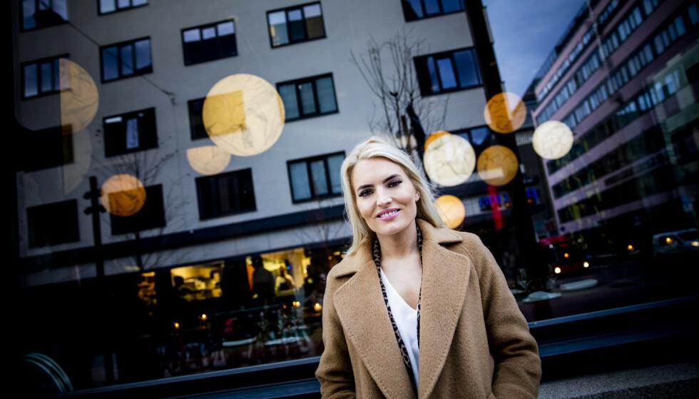 VIL GJØRE EN FORSKJELL: Isabelle Ringnes har mange mål. Ett av dem er å inspirere kvinner til å bli interessert i teknologi og å bidra til å forme framtida. Foto: Christian Roth Christensen / Dagbladet