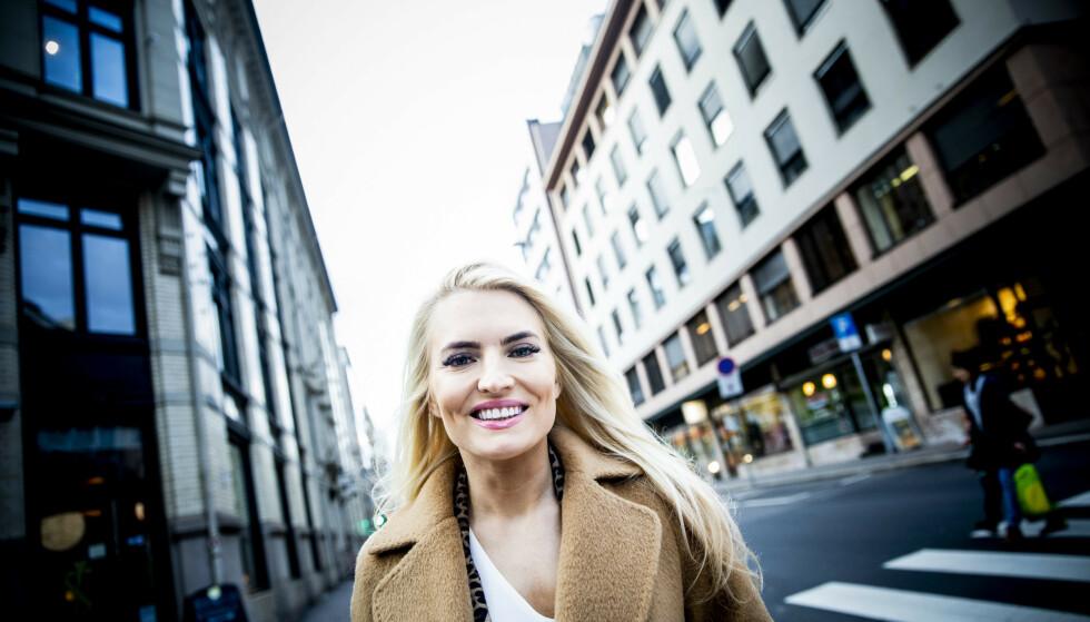 PÅ FARTEN: I en alder av 31 år har Isabelle Ringnes opparbeidet seg en imponerende CV. Nå er hun i ferd med å bygge opp sitt første selskap, Equality Check - sammen med ekskirurg Marie Louise Sunde. Foto: Christian Roth Christensen / Dagbladet
