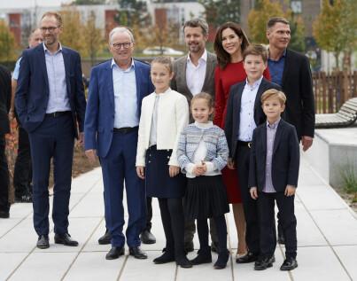 Image: Milliardærfamiliens skjulte luksusliv