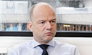 SKREMT: NHO-sjef Ole Erik Almlid. Foto: Kristin Svorte