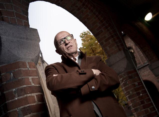 BESTEMT: Torbjørn Ek er tydelig på hvilke kunder han ikke ønsker å samarbeide med. Foto: Lars Eivind Bones / Dagbladet