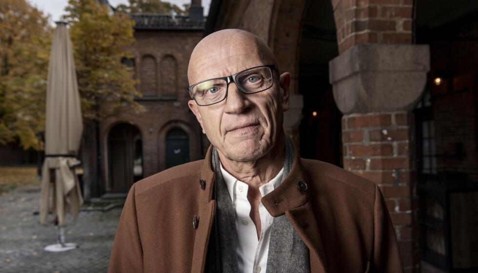 MILLIARDMANNEN: Eiendomsmegler og advokat Torbjørn Ek (63) har solgt boliger for flere milliarder kroner. Selv beskriver han sitt eget karriereløp som en «klassereise». Foto: Lars Eivind Bones / Dagbladet
