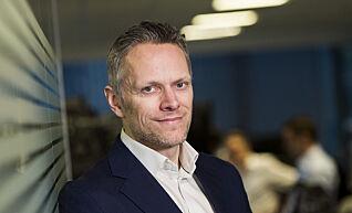 GRUNN TIL BEKYMRING: Det mener Danske Banks sjefstrateg Christian Lie. Foto: Danske Bank