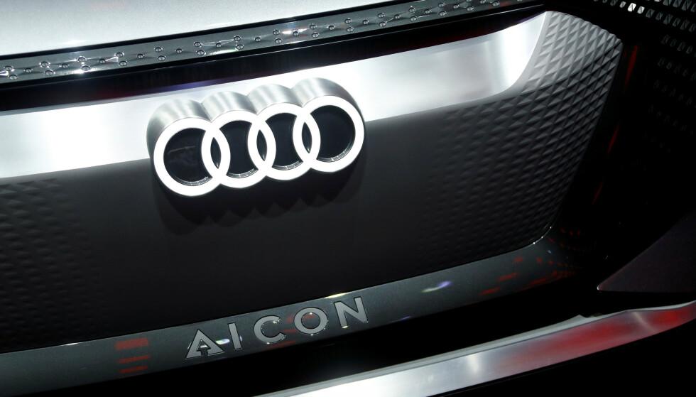STOR-KUTT: Audi planlegger å kutte 9.500 jobber i Tyskland fram til 2025, opplyser bilprodusenten.  Foto: Ralph Orlowski / Reuters / NTB Scanpix