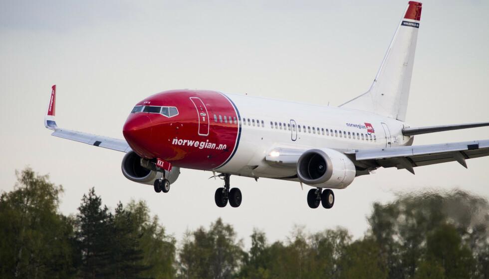 NYE RUTER: Norwegian avvikler sine langdistanseruter fra Stockholm og København til USA og Thailand fra 29. mars neste år, mens USA-flygningene fra Oslo opprettholdes. Foto: Erlend Aas / NTB scanpix