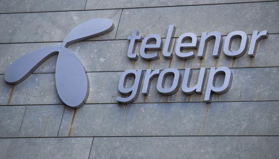 OVERSKUDD: Telenor kan vise til et høyere overskudd i fjerde kvartal i år sammenliknet med samme periode i fjor. Foto: Håkon Mosvold Larsen / NTB scanpix