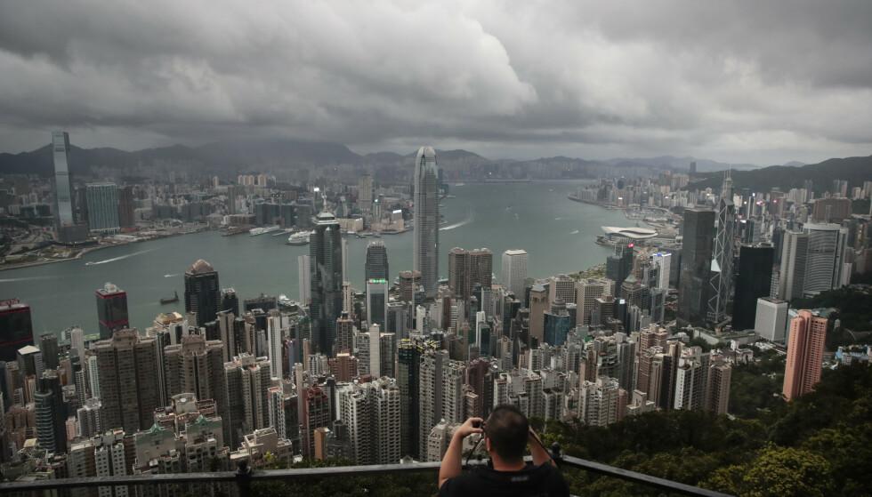 PENGENE FORSVANT: I løpet av månedsskiftet september-oktober ble det overført i alt 150 millioner kroner fra det norske selskapet til en bankkonto i Hongkong. Foto: Jae C. Hong / AP / NTB Scanpix