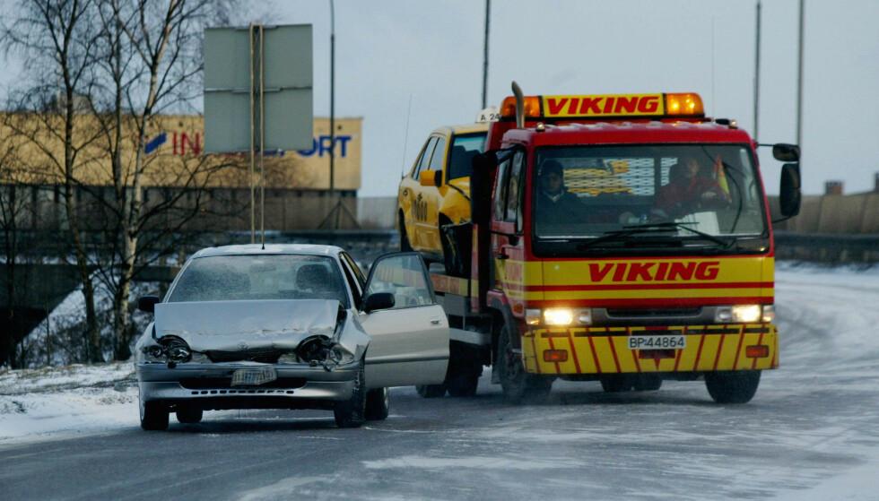 SOLGT: Forsikringsselskapet If kjøper 100 prosent av aksjene i Viking Redningstjeneste. Foto: Knut Falch / NTB Scanpix