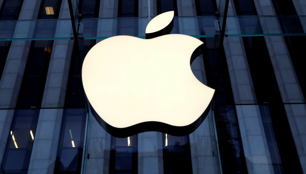 Ukrainas utenriksminister Vadym Prystaiko tordner mot teknologigiganten Apple, etter at selskapet besluttet å la Krim-halvøya vises som russisk territorium i sine kart. Foto: Mike Segar / Reuters / NTB Scanpix