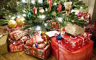 Holdninger avgjør julegavebudsjettet