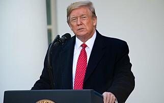 Slik reagerer Hydro på Trump-beskjed