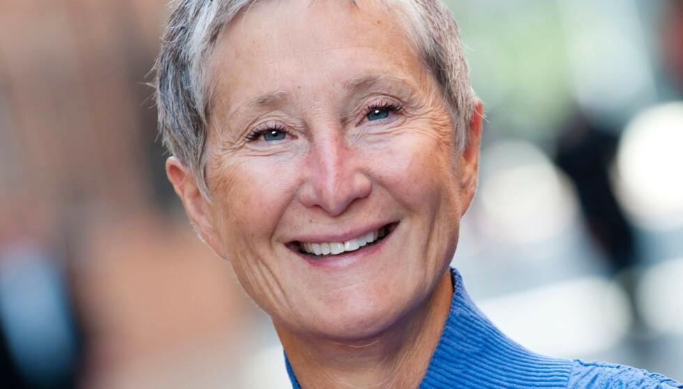 <strong>- STYGG SAK:</strong> Professor Peggy Simcic mener saken er en sprekk i kongehusets troverdighet. Foto: Torbjørn Brovold / BI