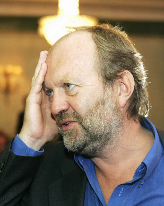 <strong>- IKKE PÅ GREIP:</strong> Tidligere mediesjef Karl Otto «Kalle» Lisberg går hardt ut mot Slottet og Mette-Marits uttalelser. Han mener det ikke henger på greip. Foto: NTB scanpix