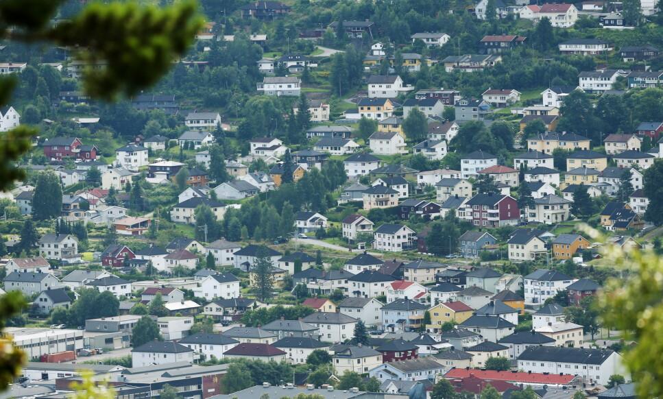 NYE TALL: Vi har nå lagt bak oss den lengste sammenhengende perioden med moderat prisutvikling som vi har hatt i det norske boligmarkedet. Foto: Håkon Mosvold Larsen / NTB scanpix