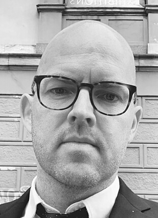Seksjonssjef Thord Monsen i Fiskeridirektoratet. Foto: Fiskeridirektoratet