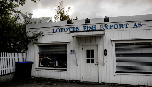 INGEN KOMMENTAR: Jacob Philip Arctander i Lofoten Fish Export vil ikke kommentere vedtak fra Arbeidstilsynet. Foto: Nina Hansen / DAGBLADET
