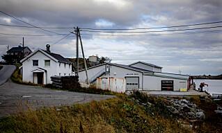 <strong>IKKE SVAR:</strong> Hos Ballstad Fisk AS i Lofoten er det brudd på arbeidstidsreglene. De har ikke svart på Dagbladets henvendelser. Foto: Nina Hansen / DAGBLADET