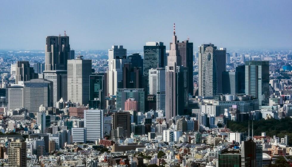 TOKYO: SAS åpner direkterute fra København til Japans hovedstad Tokyo. Foto: Thomas Haupt / imageBROKER / REX / NTB Scanpix