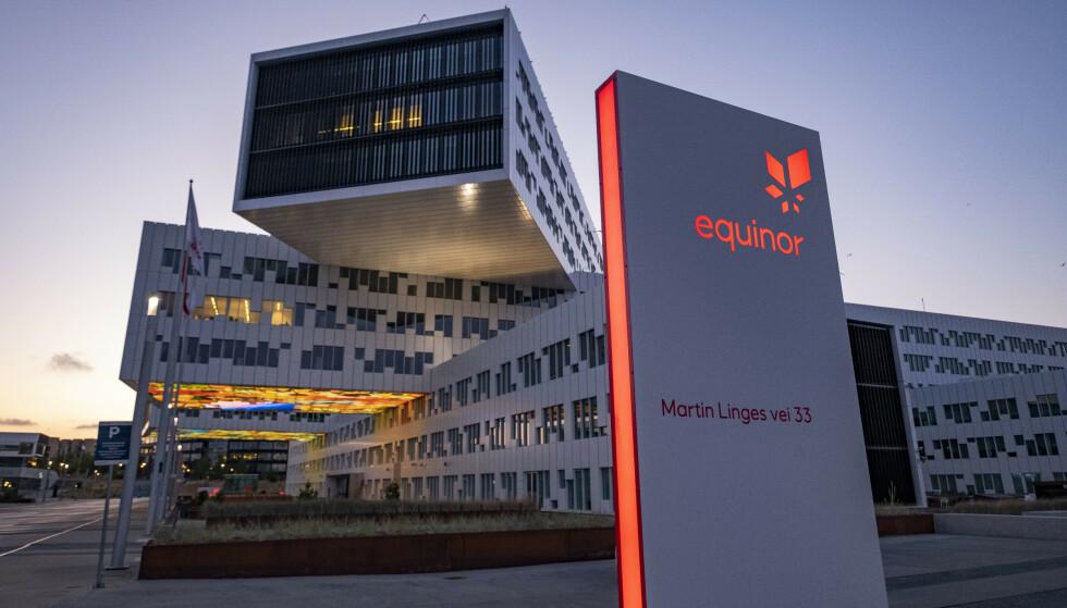 NYTT KJØP: Med sitt nyeste kjøp har Equinor nå eierandeler i alle de tre Baltyk-prosjektene for utbygging av havvind. Foto: Tor Erik Schrøder / NTB scanpix