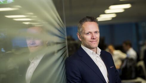 WTO SVEKKES: Det mener Christian Lie, sjefstrateg i Danske Bank. Foto: Danske Bank