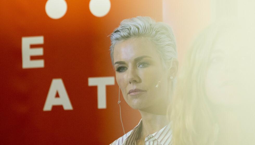 IKKE IMPONERT: Gunhild Stordalen er på ingen som helst måte imponert over det hun har sett fra klimatoppmøtet i Madrid så langt. Foto: Tore Meek / NTB scanpix