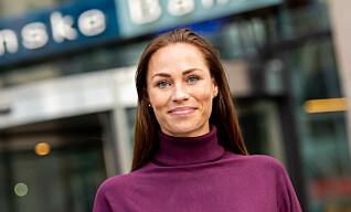FORBRUKERØKONOMI: Cecilie Tvetenstrand. Foto: Danske Bank