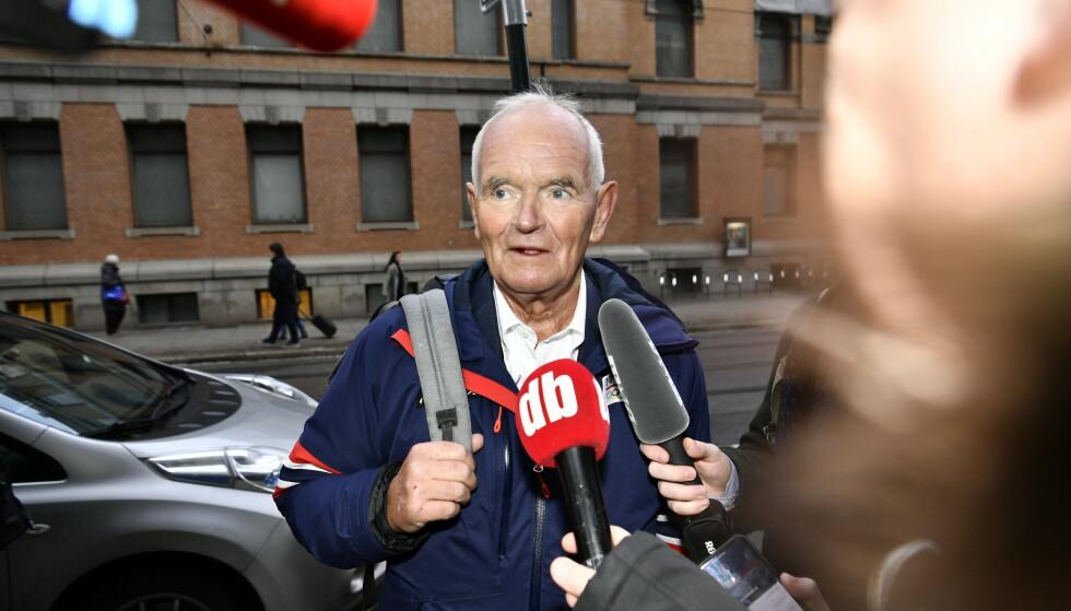GIR BORT: Investor Trond Mohn bare gir bort penger, ifølge seg selv. Foto: Lars Eivind Bones / Dagbladet
