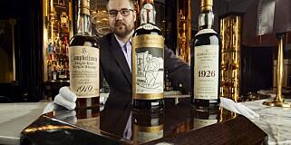 Image: Ufattelig whisky-funn