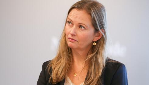KLAR: Administrerende direktør Cathrine Elgin i Go-Ahead ser fram til å ta imot selskapets første passasjerer i Norge søndag. Foto: Fredrik Hagen / NTB scanpix