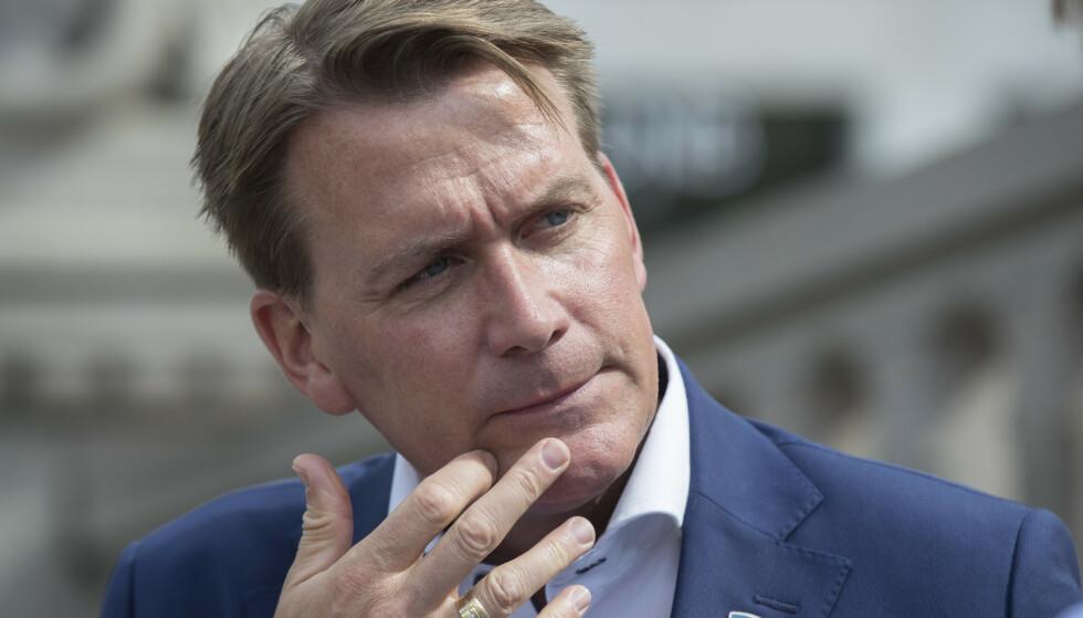 - SVINDEL:- Her svindles forbrukerne, sier Høyres næringspolitiske talsperson Kårstein Eidem Løvaas, til Dagbladet.  Foto: Vidar Ruud / NTB scanpix