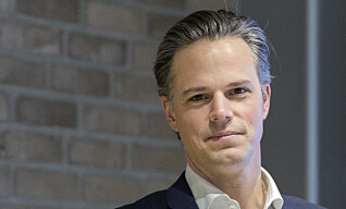 Informasjonsdirektør Even Westerveld i DNB. Foto: Gorm Kallestad / NTB scanpix