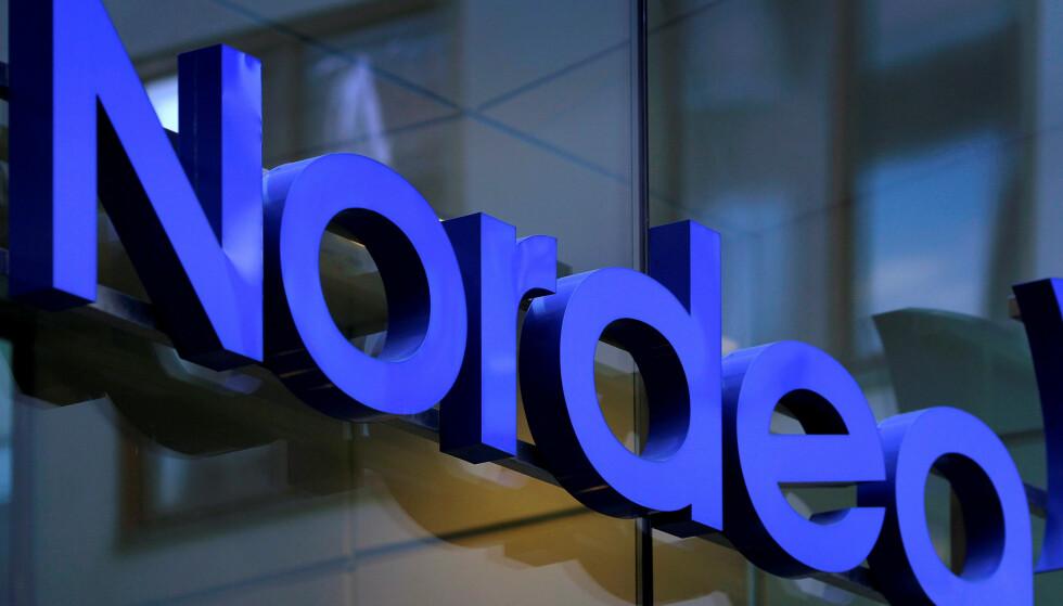 PUNGER UT: Nordea blar opp milliardbeløp for alle aksjene i SG Finans. Foto: Bob Strong / Reuters / NTB Scanpix