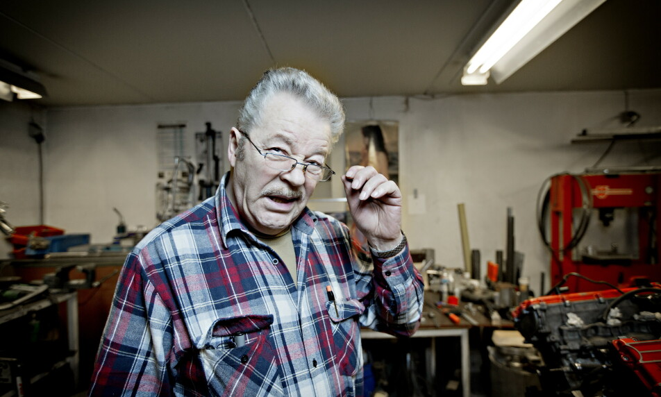 MR. RALLYCROSS: Martin Schanche satt i transportselskapets styre inntil 2018. Foto: Anita Arntzen / Dagbladet