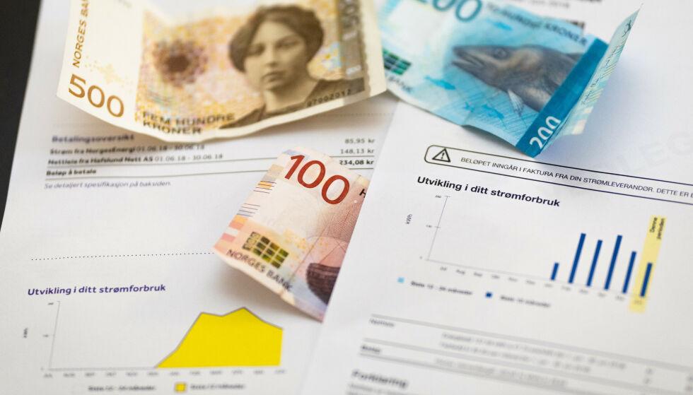 BILLIGERE Å GLEMME: Et utvalg vurderer å kutte beløpet inkassoselskapene kan kreve hvis du glemmer å betale regninga. Foto: Audun Braastad / NTB scanpix