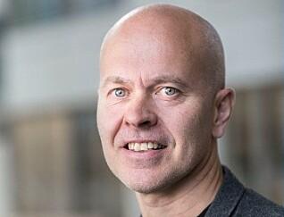 NY STEMNING: Førsteamaniensus ved BI, Øyvind Hagen, mener at det er et stemningsskifte på gang blant bedriftene. Foto: BI