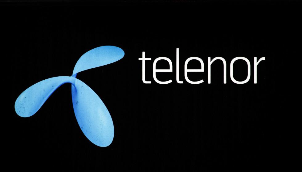 PROBLEMER: Telenor har hatt problemer med nettsidene sine siden i går kveld. Foto: Gorm Kallestad / NTB scanpix