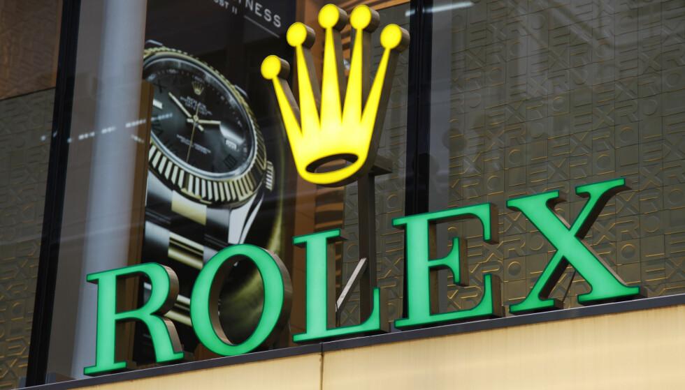 <strong>PRISHOPP:</strong> Rolex har satt opp prisen kraftig på flere populære modeller i Norge, skriver E24. Foto: Paul Brown / REX / NTB Scanpix