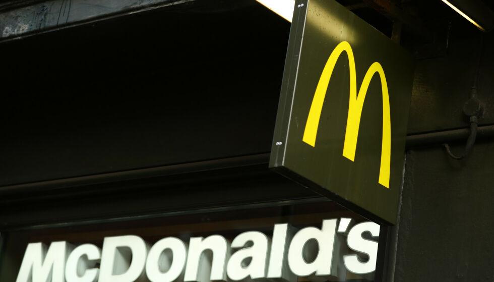 FULL OPPVASK: Chris Kempczinski tiltrådte som McDonald's nye president og administrerende direktør i november i fjor. Nå varsler han nye tiltak innad i bedriften. Foto: NTB Scanpix